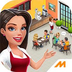 『マイカフェ:レシピ&ストーリー』アプリアイコン ©Melsoft Games