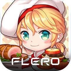 『どきどきレストラン』アプリアイコン © FLERO GAMES Co.,Ltd.