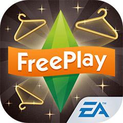 『The Sims フリープレイ』アプリアイコン(シックなブティック・アップデート)©Electronic Arts Inc.