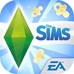 『The Sims フリープレイ』アプリアイコン(夢の保育所アップデート)©Electronic Arts Inc.