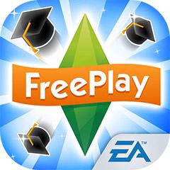 『The Sims フリープレイ』アプリアイコン(ダウンタウン高校アップデート)©Electronic Arts Inc.