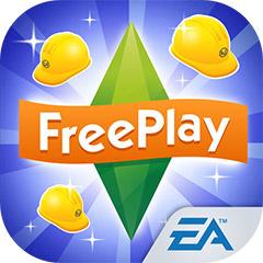 『The Sims フリープレイ』アプリアイコン(お家のリフォーム・アップデート)©Electronic Arts Inc.
