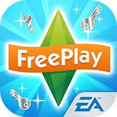 『The Sims フリープレイ』アプリアイコン(ペントハウス・アップデート)©Electronic Arts Inc.