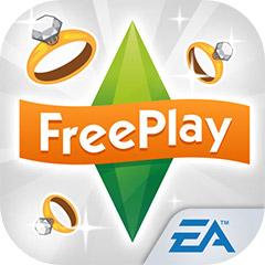 『The Sims フリープレイ』アプリアイコン(ウエディングベル・アップデート)©Electronic Arts Inc.