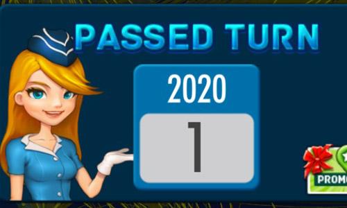 Passed Turn(エアタイクーンオンライン2)