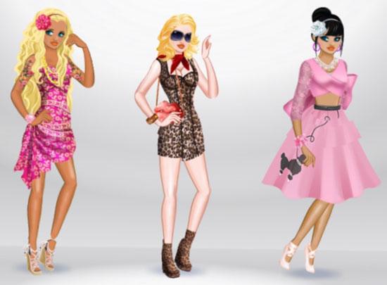ロマンス・ファッションの女の子たち3(Campus Life)