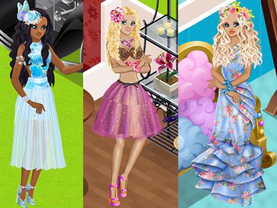 トロピカル・ファッションの女の子たち2(Campus Life)