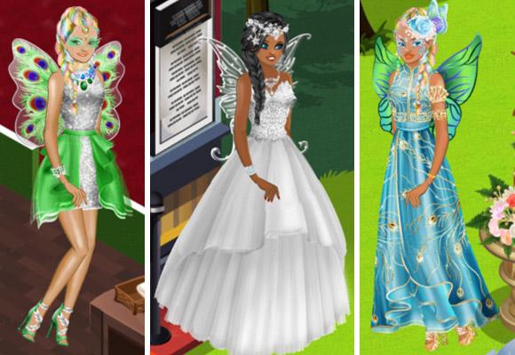 フェアリー・ファッションの女の子たち2(Campus Life)
