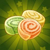 パズルクリアの賞品キャンディー4:ガーデンスケイプ(Gardenscapes)