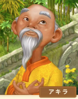 マスター・アキラ:ガーデンスケイプ(Gardenscapes)