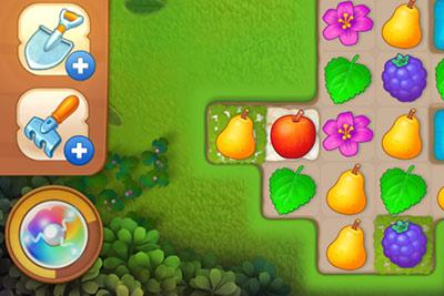 掘り出すのが難しい、隠れたノーム:ガーデンスケイプ (Gardenscapes)