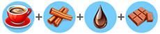 チョコレートアメリカーノ(マイカフェ:レシピ&ストーリー)