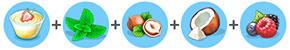 森のプリン(マイカフェ:レシピ&ストーリー)