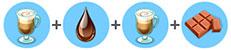 メガチーノ(マイカフェ:レシピ&ストーリー)