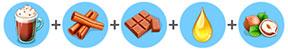 アロマホットチョコレート(マイカフェ:レシピ&ストーリー)