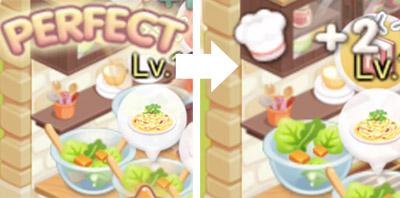 PERFECT(どきどきレストラン)
