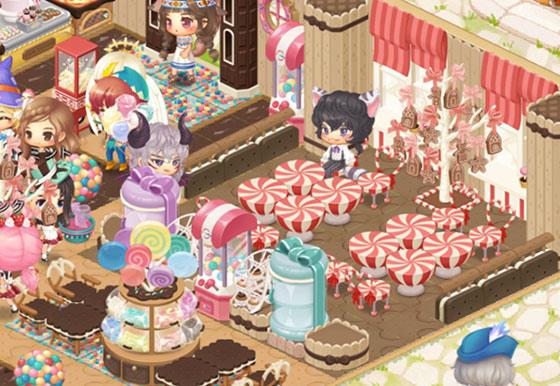 「お菓子の家」テーマ(どきどきレストラン)