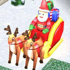 ビニールそり(The Sims フリープレイ)