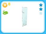 シャレーのシャワーヘッド ブロンズ、8LP(The Sims フリープレイ)