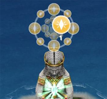 古代の女神から出る1LP〔ライフスタイルポイント〕(The Sims フリープレイ )
