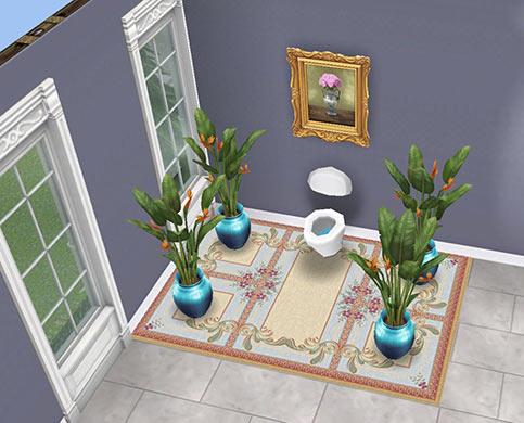 トイレ(The Sims フリープレイ)