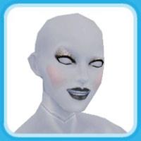 メイクアップアーティスト趣味コンプリート賞品メイクアップスタイル女性シム用1(The Sims フリープレイ)