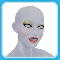 メイクアップアーティスト趣味コンプリート賞品メイクアップスタイル女性シム用4(The Sims フリープレイ)