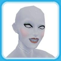 メイクアップアーティスト趣味コンプリート賞品メイクアップスタイル女性シム51(The Sims フリープレイ)