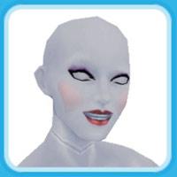 メイクアップアーティスト趣味コンプリート賞品メイクアップスタイル女性シム用6(The Sims フリープレイ)