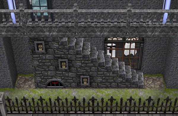 ゴーストハウス:不気味な怪談(The Sims フリープレイ)