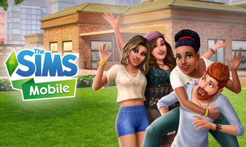 The Sims Mobile / The Sims シムズ ポケット