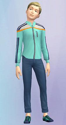 アクティブファッション(The Sims シムズ ポケット)